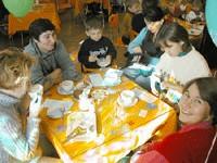 КАТЕРина, Женя Пайсон, Лавр с мамой - Лизой Козловой, мамАнечка, Ильда