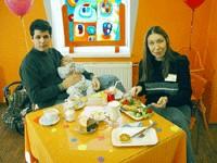elya (Эля Келина) с мужем и сынишкой