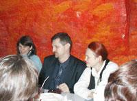 Ярослава М., Леший и Ирис