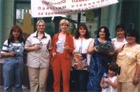 Крошъка, ЛЮдмила, Nastia, Екатерина, Валя, Ирка, Понечка, Галочка (Понечкина дочка)