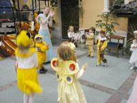Самые маленькие участники бала