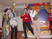 Салонные развлечения. Сказка о Царе Салтане