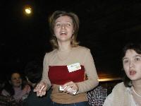 Лелик смеющийся и мамАнечка изумленная :)