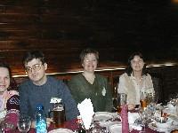 Ирис, Гоша, bimka и мамАнечка