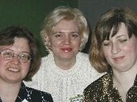 Ольга Оводова, Юлия Бутурлина и Елена Н.