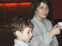 Ярослава М. с сыном