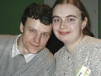 Emily с мужем