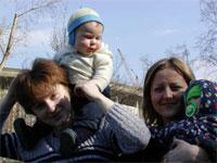 Егор на шее у Лорис, ЮляМ с Яном