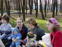 Лорис, Биги с Ваней, КатяШ с Лизой, Клякса с Полиной