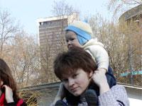 Лорис и Егор