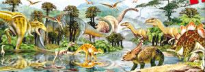 Панорама. Динозавры