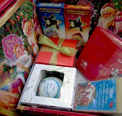 Письма и подарки от Деда Мороза