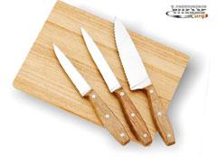 Набор ножей  из высококачественной нержавеющей стали