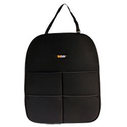 Защитный чехол на спинку сидения с карманами BeSafe