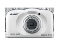 Водонепронецаемая фотокамера COOLPIX W100