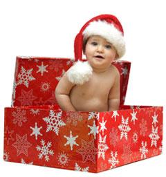 Мамина радость: лучший мой подарочек - это...
