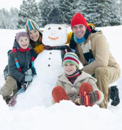 Фотоконкурс В гостях у снеговиков