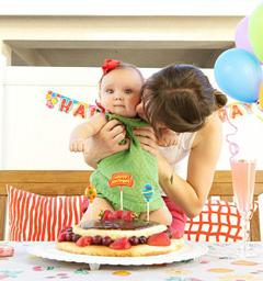 Фотоконкурс 'Именинный пирог'