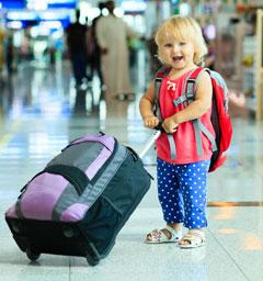 Юный путешественник