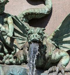 Фотоконкурс 'Блиц: фонтаны'