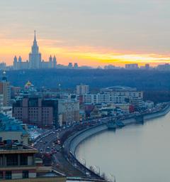 Блиц: Москва