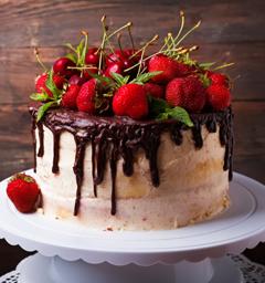 Блиц: торт