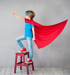 Мой супергерой