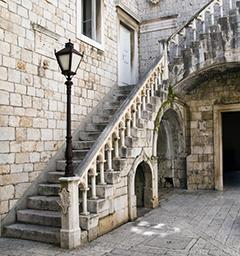 Блиц: лестницы