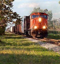 Блиц: железная дорога