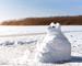 Блиц: из снега и льда