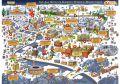 Настольная игра Как Дед Мороз из Великого Устюга в Москву путешествовал
