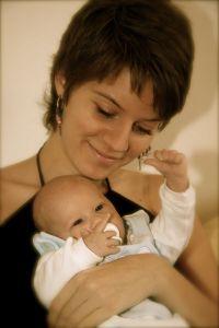 Один день мамы и малыша
