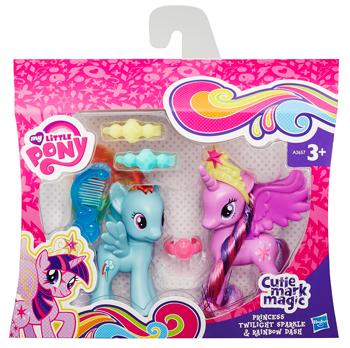 Игровой набор от бренда My little pony компании Hasbro