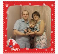 Артёмкин первый Новый год!!!