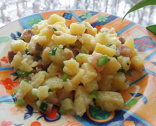 Домашний салат