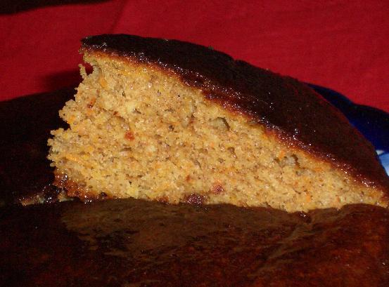 Морковный пирог (вкус коврижки)