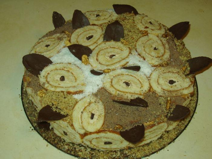 Торт Кадабра (или Арабский скакун)