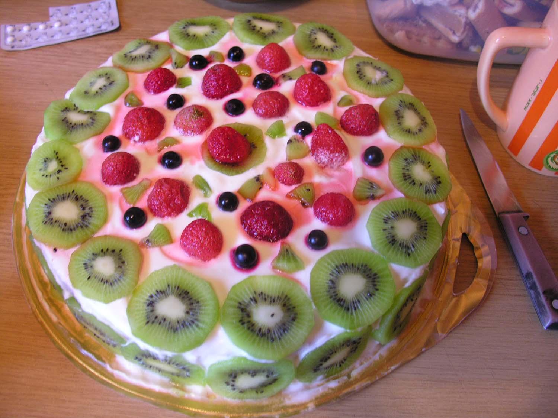 Торт для ленивых :)