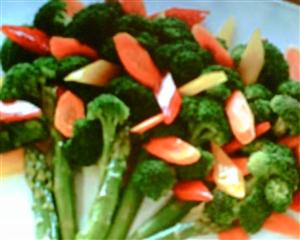 «Овощной садик »