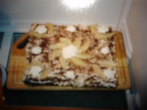 Грушево-шоколадное наслаждение