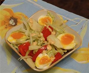 Салат легкий