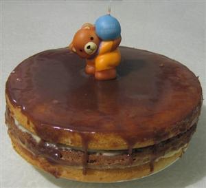 Торт 'Прага'