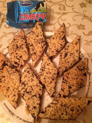 Вкуснющее печенье
