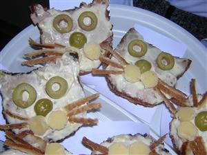 'Весёлые бутербродики'