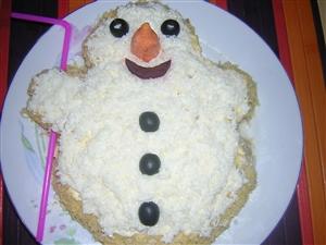'Снеговик'