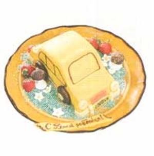 Торт 'Машинка'