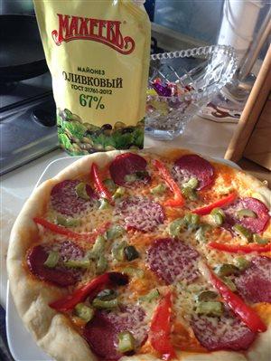 Пицца 'Фейерверк'