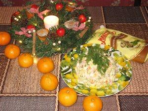 Традиционный салат