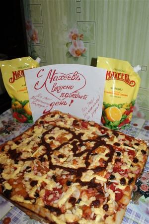Пицца ' Баварская'