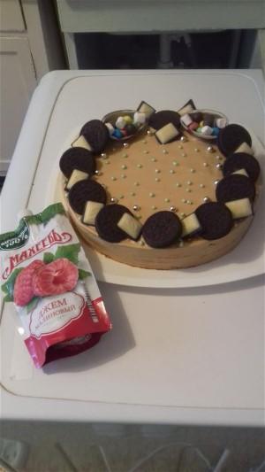 Торт вкуснятина
